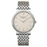 Calatrava Automatic White Gold (5120/1G)