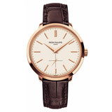 Calatrava Manual Rose Gold (5123R)