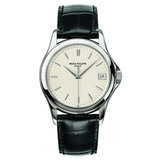​Calatrava Automatic White Gold (5127G)