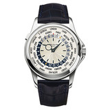 World Time Automatic White Gold (5130G)