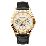 Perpetual Calendar Automatic Yellow Gold (5140J)