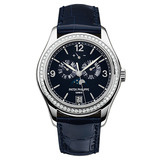 Annual Calendar Automatic White Gold & Diamonds (5147G)