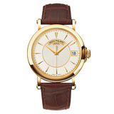 "Calatrava ""Officer's Watch"" Automatic Yellow Gold (5153J)"
