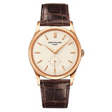 Calatrava Manual Rose Gold (5196R)