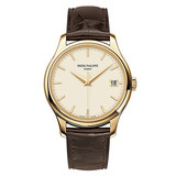 ​Calatrava Yellow Gold (5227J-001)