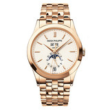 ​Annual Calendar Rose Gold (5396/1R-010)