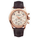 Annual Calendar Chronograph Automatic Rose Gold (5960R)