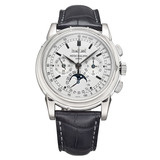 Perpetual Calendar Chronograph Manual White Gold (5970G)