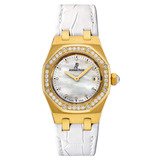 Lady Royal Oak Yellow Gold & Diamonds (67601BA.ZZ.D012CR.03)