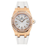 Lady Royal Oak Rose Gold &amp; Diamonds (67601OR.ZZ.D010CA.01)
