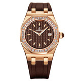 Lady Royal Oak Rose Gold &amp; Diamonds (67621OR.ZZ.D080CA.01)