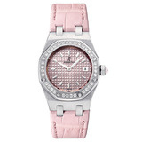 Lady Royal Oak Steel &amp; Diamonds (67601ST.ZZ.D057CR.01)