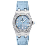 Lady Royal Oak Steel &amp; Diamonds (67601ST.ZZ.D302CR.01)