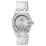 Lady Royal Oak Steel &amp; Diamonds (67621ST.ZZ.D012CR.02)