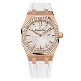 Lady Royal Oak Rose Gold &amp; Diamonds (67651OR.ZZ.D010CA.01)