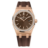 Lady Royal Oak Rose Gold &amp; Diamonds (67651OR.ZZ.D080CA.01)