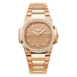 ​Ladies' Nautilus Rose Gold (7010/1R-012)