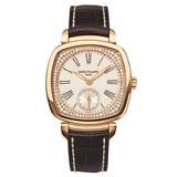 Ladies' Gondolo Manual Rose Gold & Diamonds (7041R)