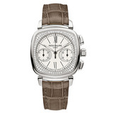 ​Ladies' Chronograph White Gold (7071G-001)