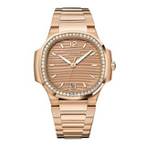​Ladies' Nautilus Rose Gold (7118/1200R-010)