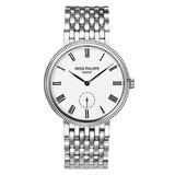 Ladies&#039; Calatrava Manual White Gold (7119/1G)