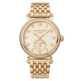 ​Ladies' Moon Phase Yellow Gold (7121/1J-001)