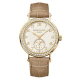 ​​Ladies' Moon Phase Yellow Gold (7121J-001)