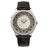 Ladies' World Time White Gold (7130G-001)