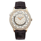 ​Ladies' World Time Rose Gold (7130R-001)