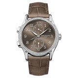 Ladies' Travel Time White Gold (7134G-001)