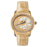 Ladies' Millenary Yellow Gold Diamond (77301BA.ZZ.D097CR.01)