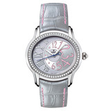 Ladies' Millenary Steel & Diamonds (77301ST.ZZ.D009CR.01)