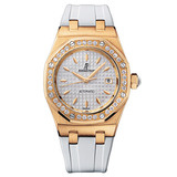 Lady Royal Oak Rose Gold & Diamonds (77321OR.ZZ.D010CA.01)