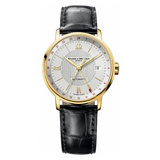 Classima Executives Dual Time Automatic Yellow Gold (8788)