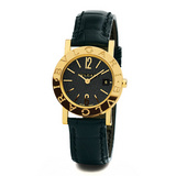 Bvlgari-Bvlgari Quartz Yellow Gold (BB26BGLD/N)