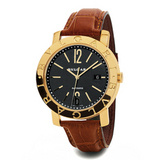 Bvlgari-Bvlgari Automatic Yellow Gold (BB42BGLDAUTO)