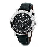 Bvlgari-Bvlgari Chrono-Automatic Steel (BB42BSLDCH)