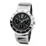 Bvlgari-Bvlgari Chrono-Automatic Steel (BB42BSSDCH)