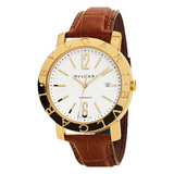 Bvlgari-Bvlgari Automatic Yellow Gold (BB42WGLDAUTO)