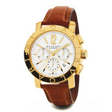 Bvlgari-Bvlgari Chrono-Automatic Yellow Gold (BB42WGLDCH)