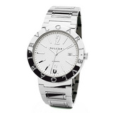 Bvlgari-Bvlgari Automatic Steel (BB42WSSDAUTO)