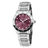 Bvlgari-Bvlgari 33mm Steel (102607)