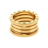 B.Zero1 18k Gold 4-Band Ring