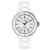 J12 GMT Automatic White Ceramic (H2126)
