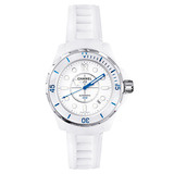 J12 Marine Large Automatic White Ceramic (H2560)