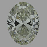 1.71 Carat Oval Diamond (J/VVS1)
