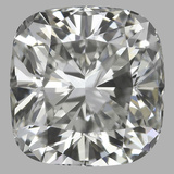 1.01 Carat Cushion Brilliant Diamond (H/VS1)