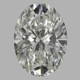 0.82 Carat Oval Diamond (H/VS1)