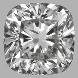 0.90 Carat Cushion Brilliant Diamond (F/VVS2)