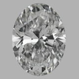 3.09 Carat Oval Diamond (D/IF)